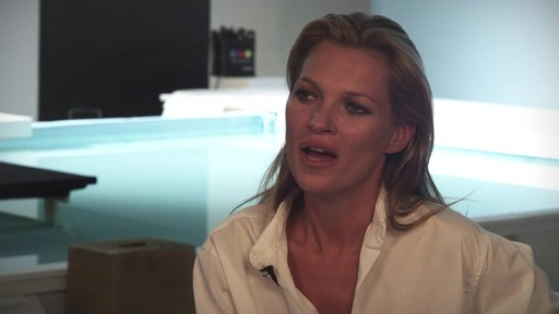 Kate Moss Shoot [St. Tropez] - image 5 from the video