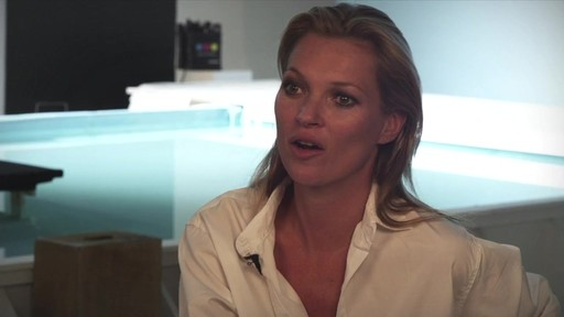 Kate Moss Shoot [St. Tropez] - image 7 from the video