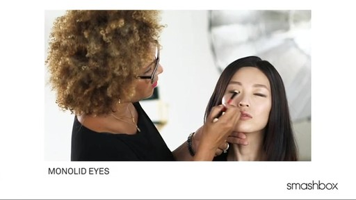 Smashbox Little Black Dress of Eye Makeup - image 10 from the video