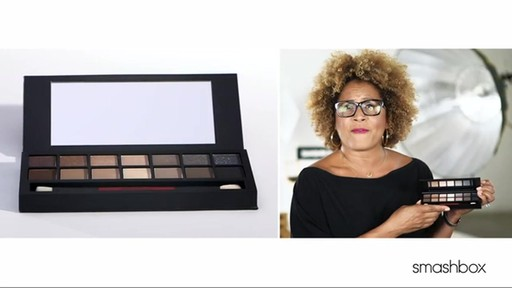 Smashbox Little Black Dress of Eye Makeup - image 2 from the video