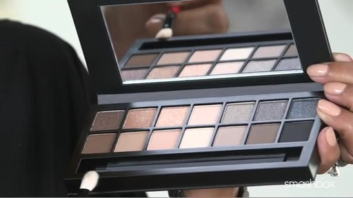 Smashbox Little Black Dress of Eye Makeup - image 5 from the video