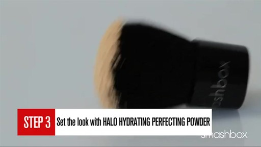 Get Flawless and Luminous Skin with Smashbox Liquid Halo Foundation - image 7 from the video