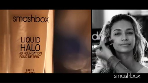 Get Flawless and Luminous Skin with Smashbox Liquid Halo Foundation - image 9 from the video