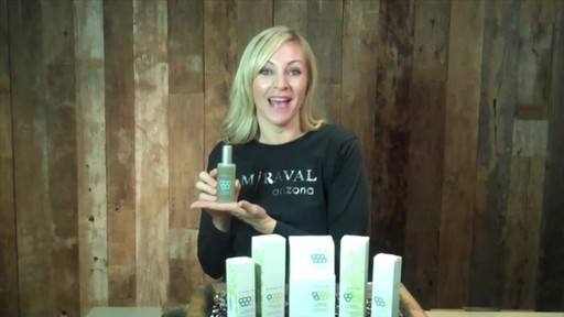 red flower nature collection: essential omega fresh berry-oil serum - image 3 from the video