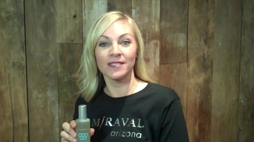 red flower nature collection: essential omega fresh berry-oil serum - image 4 from the video