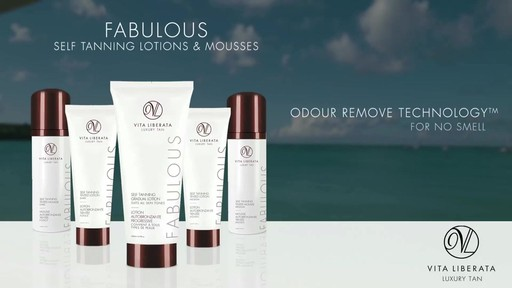 Vita Liberata's Fabulous Tan Collection - image 2 from the video