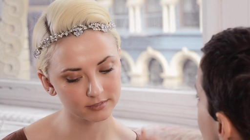 Glowing Romantic Fairy Bridal Look 2014 - image 4 from the video
