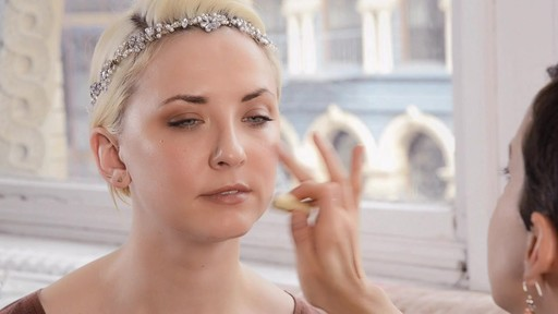 Glowing Romantic Fairy Bridal Look 2014 - image 5 from the video