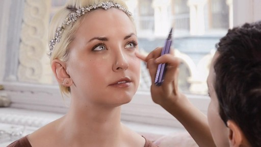Glowing Romantic Fairy Bridal Look 2014 - image 7 from the video