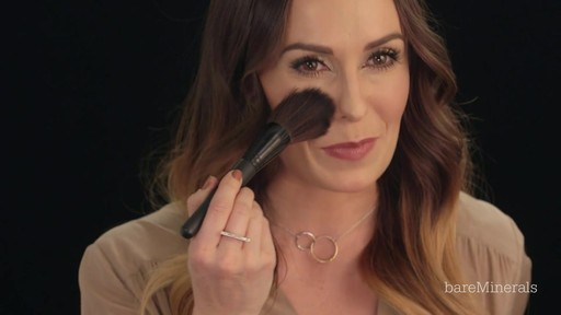 Brush Restage: bareMinerals Soft Curve Face & Cheek Brush - image 9 from the video