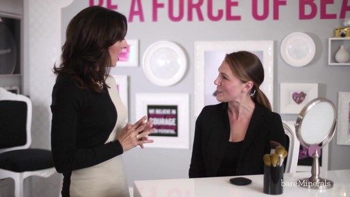 bareMinerals READY SPF 20 Foundation: Full Coverage Application Technique - image 1 from the video