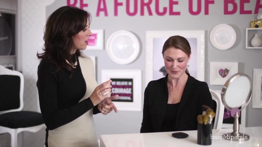 bareMinerals READY SPF 20 Foundation: Full Coverage Application Technique - image 2 from the video