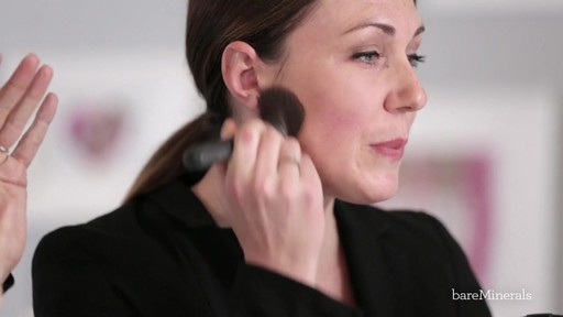 bareMinerals READY SPF 20 Foundation: Full Coverage Application Technique - image 3 from the video