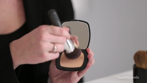 bareMinerals READY SPF 20 Foundation: Full Coverage Application Technique - image 4 from the video