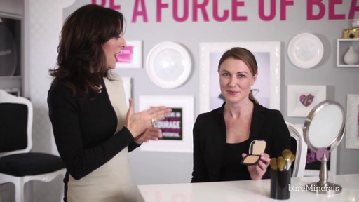 bareMinerals READY SPF 20 Foundation: Full Coverage Application Technique - image 5 from the video
