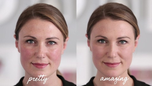 bareMinerals READY SPF 20 Foundation: Full Coverage Application Technique - image 7 from the video