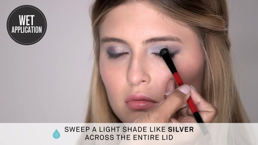 Smashbox Double Exposure Palette | Dramatic Look - image 7 from the video