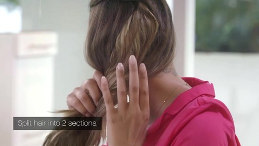 Get the Look: T3 Boho Braid - image 6 from the video