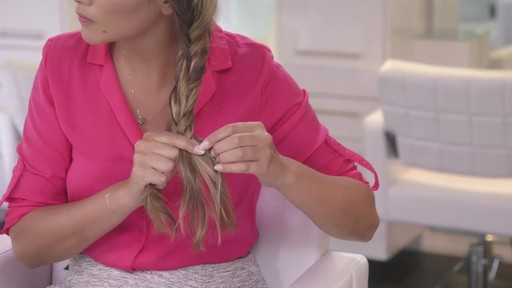 Get the Look: T3 Boho Braid - image 8 from the video