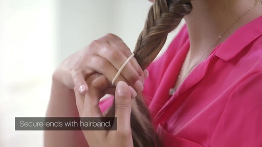 Get the Look: T3 Boho Braid - image 9 from the video