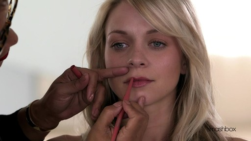 Create Fuller Lips by Smashbox - image 3 from the video