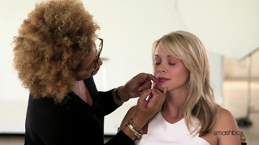 Create Fuller Lips by Smashbox - image 6 from the video