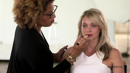 Create Fuller Lips by Smashbox - image 8 from the video