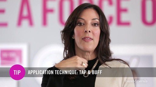 bareMinerals READY SPF 20 Foundation: Medium Coverage Application Technique - image 9 from the video
