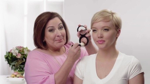 Laura's Beauty Recipes: Blush Is A Must - image 4 from the video