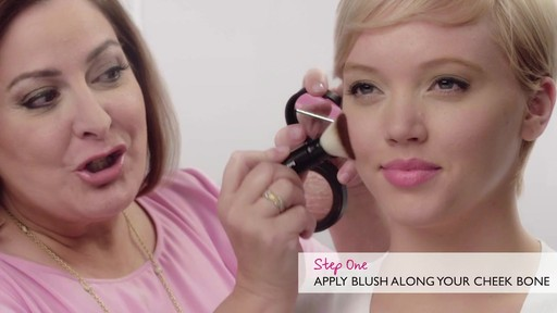Laura's Beauty Recipes: Blush Is A Must - image 5 from the video