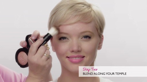 Laura's Beauty Recipes: Blush Is A Must - image 6 from the video