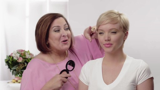 Laura's Beauty Recipes: Blush Is A Must - image 7 from the video