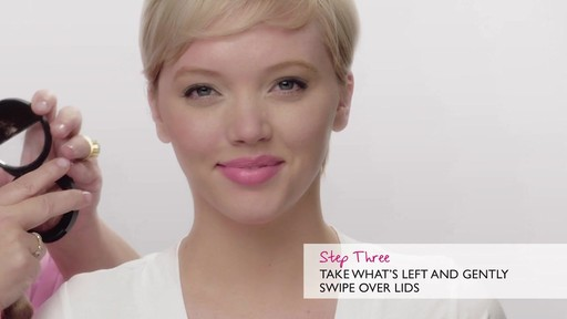 Laura's Beauty Recipes: Blush Is A Must - image 9 from the video