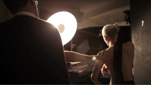 NARS Eyeliner Stylo Campaign Behind The Scenes - image 5 from the video