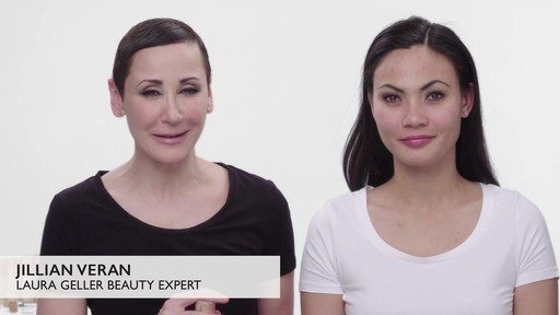 How to apply Laura Geller Baked Radiance Foundation - image 1 from the video