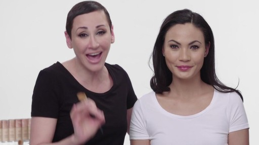 How to apply Laura Geller Baked Radiance Foundation - image 10 from the video