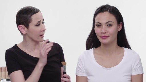 How to apply Laura Geller Baked Radiance Foundation - image 3 from the video