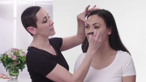 How to apply Laura Geller Baked Radiance Foundation - image 6 from the video