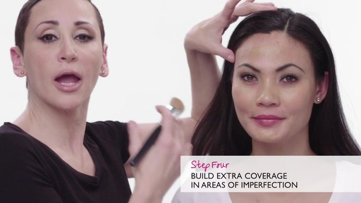 How to apply Laura Geller Baked Radiance Foundation - image 7 from the video