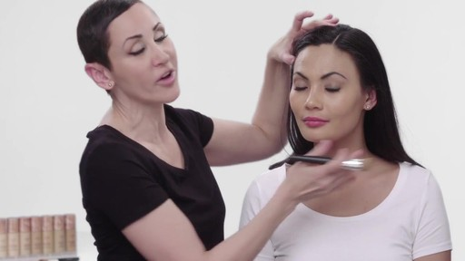 How to apply Laura Geller Baked Radiance Foundation - image 9 from the video