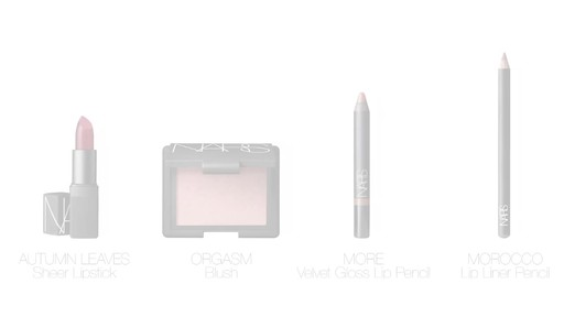 NARS Artistry Sessions : Fall 2012 Color Collection Lip Look - image 10 from the video