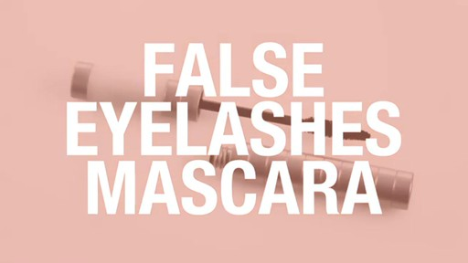 Prescriptives: False Eyelashes Plush Mascara - image 9 from the video