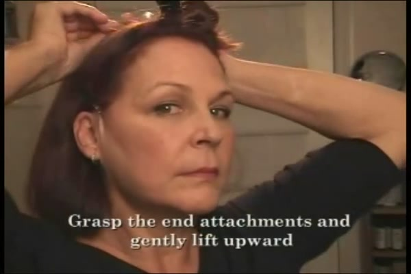 Art Harding's Instant Face Lift and Neck Lift - image 10 from the video