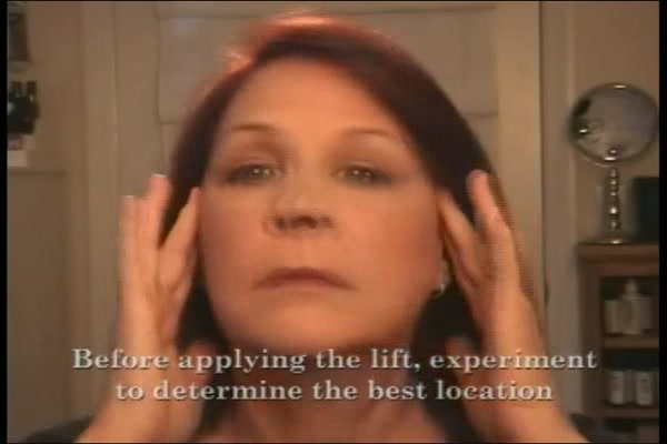 Art Harding's Instant Face Lift and Neck Lift - image 8 from the video