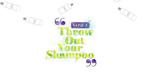 How to Quit Shampoo - image 3 from the video