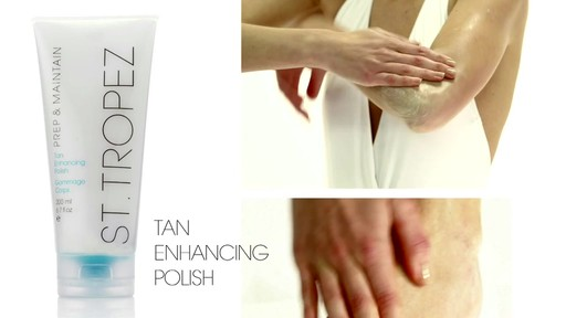 How to Get Kate Moss Body with St. Tropez - image 3 from the video