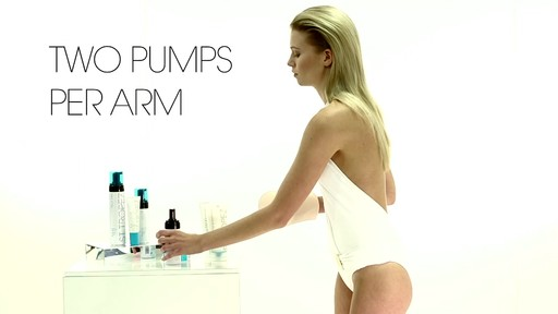 How to Get Kate Moss Body with St. Tropez - image 5 from the video