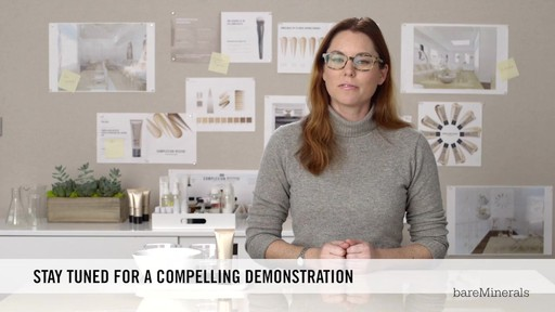 bareMinerals Complexion Rescue Demo (Julieshown Genericcta) - image 1 from the video