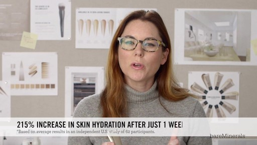 bareMinerals Complexion Rescue Demo (Julieshown Genericcta) - image 2 from the video