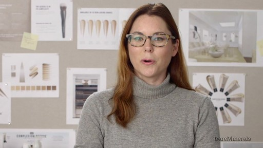 bareMinerals Complexion Rescue Demo (Julieshown Genericcta) - image 4 from the video